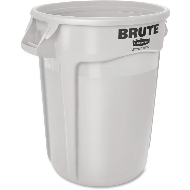 Rubbermaid Commercial Brute Waste Container 2632WHI RCP2632WHI
