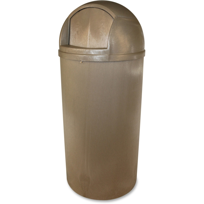 Impact Products 21-gal Bullet In/Outdoor Receptacle 88704 IMP88704