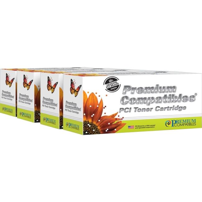 Premium Compatibles Toner Cartridge DELL5100CN-HY4PK