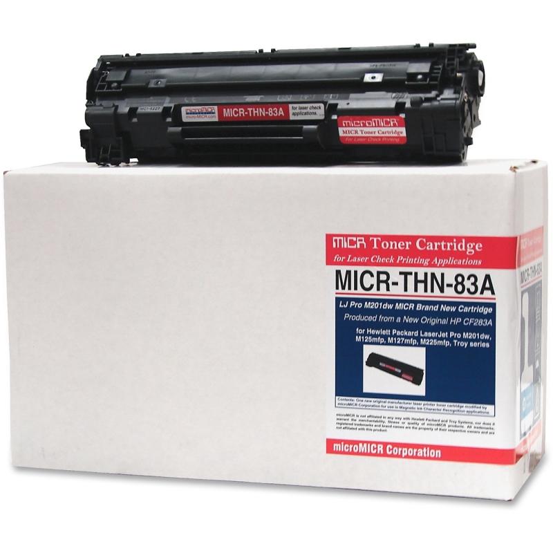 Micromicr THN-83A/83X Alt HP Toner Cartridge MICRTHN83A MCMMICRTHN83A