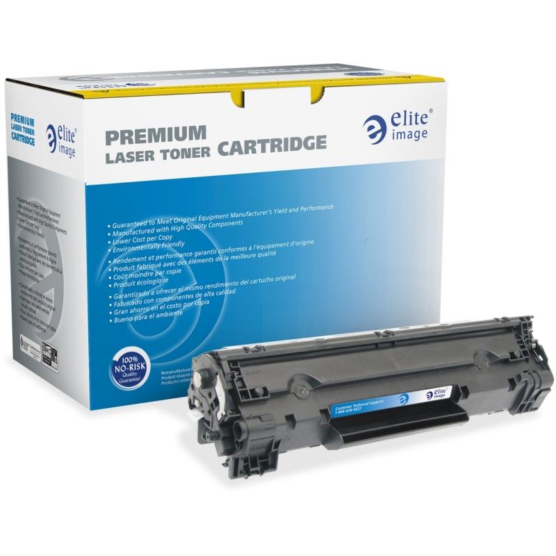 Elite Image Remanufactured HP83A Toner Cartridge 75977 ELI75977