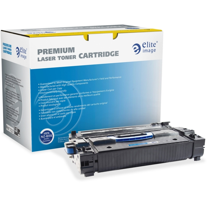 Elite Image Remanufactured HP25X Toner Cartridge 75978 ELI75978