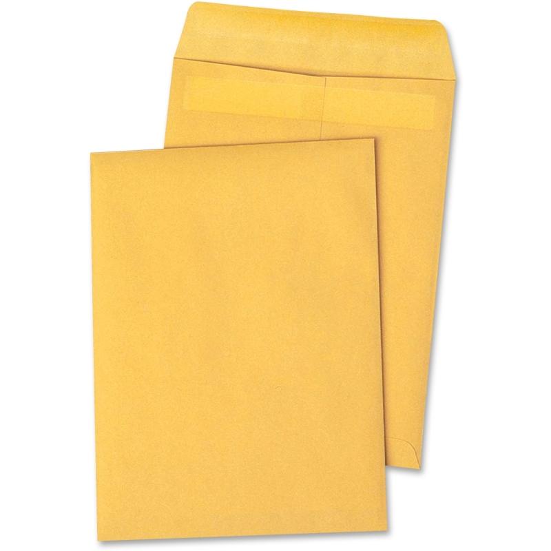 Quality Park Redi-Seal Kraft Envelopes 43563 QUA43563