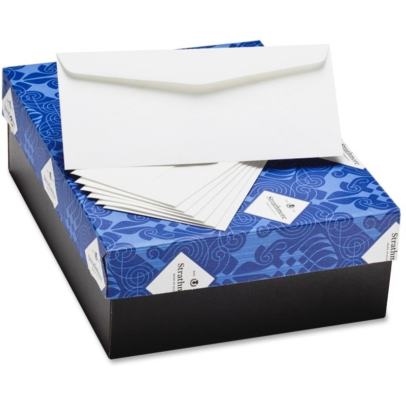 Strathmore 24 lb. No. 10 Business Envelopes 62-M45773 MOWM45773