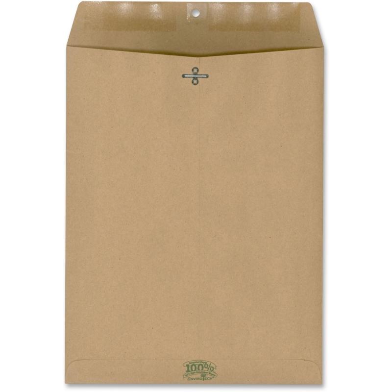 Ampad Natural Brown Clasp Envelopes 19709R TOP19709R
