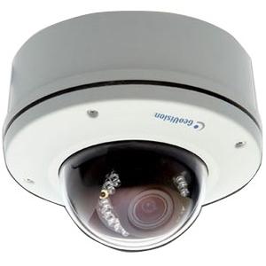 GeoVision 3MP H.264 WDR Pro IR Vandal Proof IP Dome 84-VD3400-001U GV-VD3400