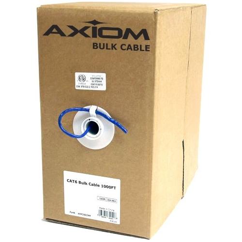 Axiom Cat.6 UTP Network Cable C6BCS-P1000-AX