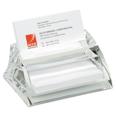 Swingline Stratus Business Card Holder 10135 SWI10135