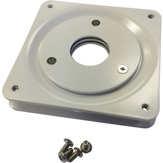 MacLocks VESA Swivel Plate Mount - Rotating Wall Mount or Counter Top Plate VRP-S