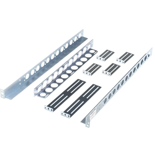 Black Box Equipment Mounting Rails, 1U, 2-Post EMR2-1U