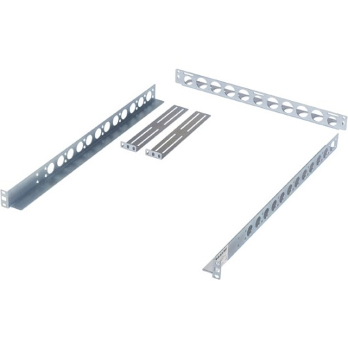 Black Box Equipment Mounting Rails, 1U EMR4-1U