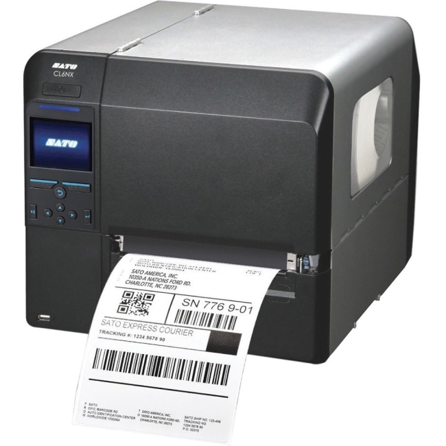 Sato CLNX Series | High-Performance Thermal Printer WWCL92061 CL608NX