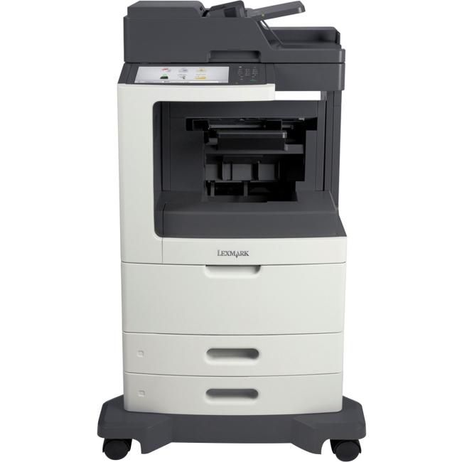 Lexmark Multifunction Laser Printer Government Compliant CAC Enabled 26ZT115 MX811DE