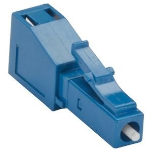 Black Box Fiber Optic In-Line Attenuator, Single-Mode, Male/Female, LC, UPC, 10 dB FOAT50S1-LC-10DB