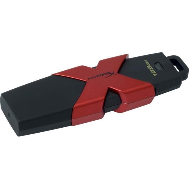 Kingston 128GB HX Savage USB 3.1/3.0 350MB/s R, 250MB/s W HXS3/128GB