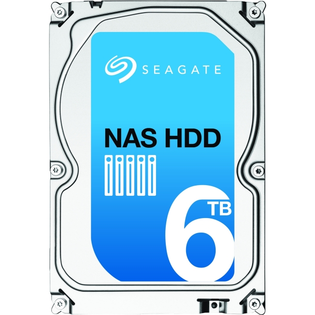 Seagate NAS HDD ST6000VN0021