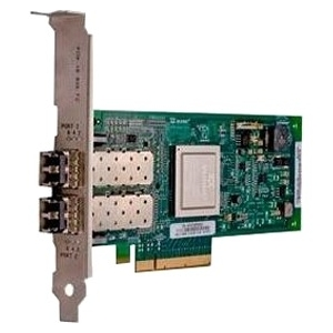 Dell QLogic 2562 Dual Channel 8Gb Optical Fibre Channel HBA PCIe Low Profile - Kit 406-BBEL