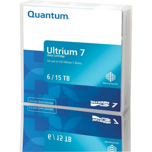 Quantum LTO Ultrium-7 Data Cartridge MR-L7LQN-BC