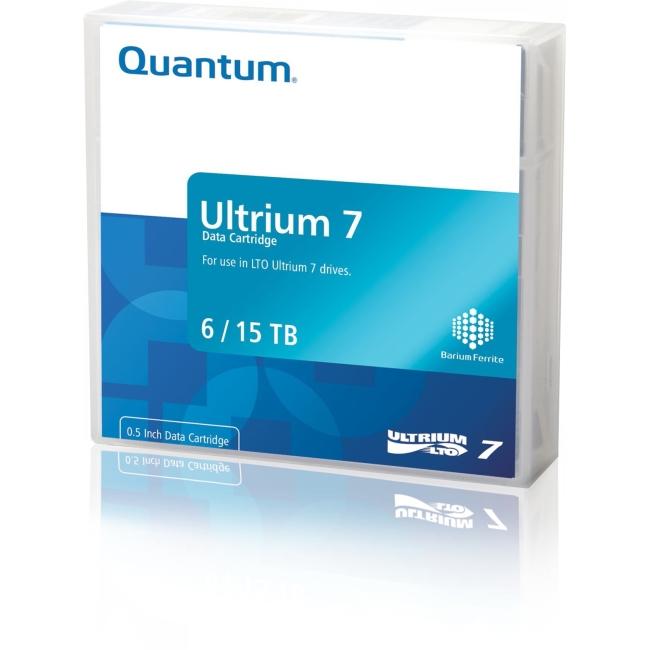 Quantum LTO Ultrium-7 Data Cartridge MR-L7MQN-02