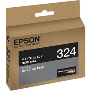 Epson Matte Black Ink Cartridge (T820) T324820 324