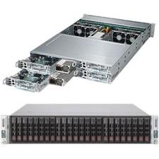 Supermicro SuperServer (Black) SYS-2028TP-HC1TR 2028TP-HC1TR