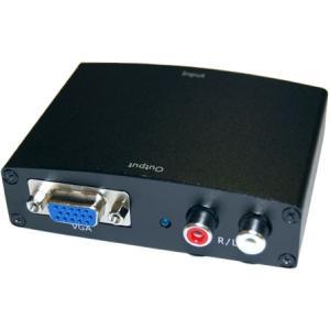 Bytecc HDMI to VGA + R/L Audio Converter HM201