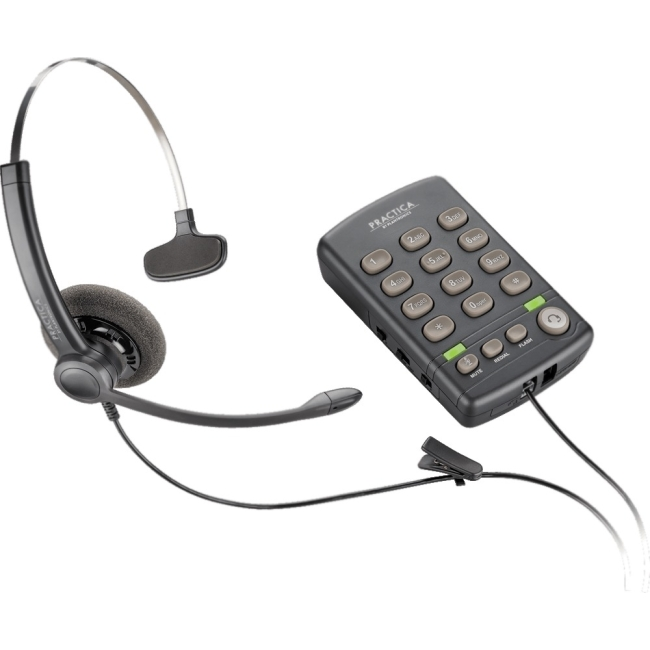 Plantronics Standard Phone 204556-01 T110H