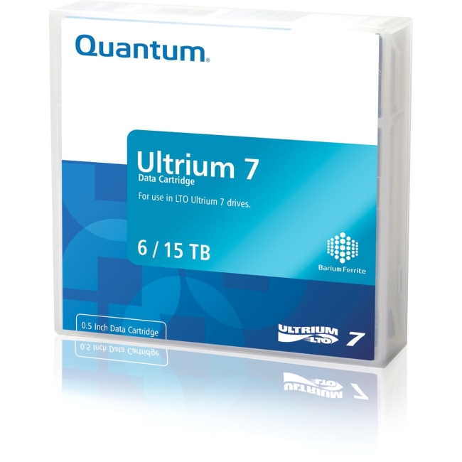 Quantum LTO Ultrium-7 Data Cartridge MR-L7MQN-20