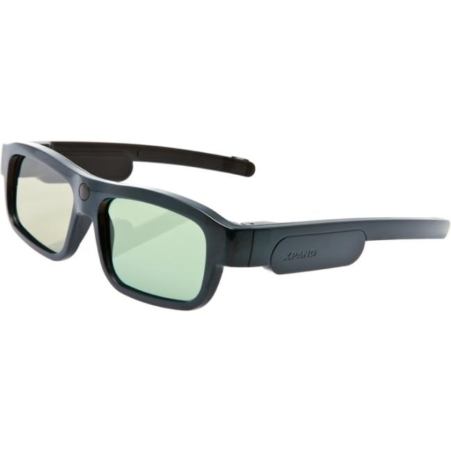 XPAND YOUniversal 3D Eyewear, Large Blue X104LX1