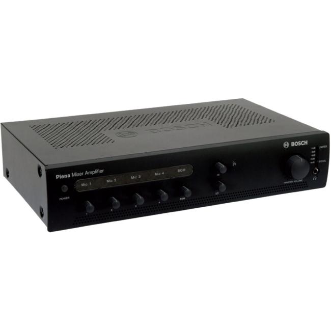 Bosch Plena Mixer Amplifier PLE-1ME060-US