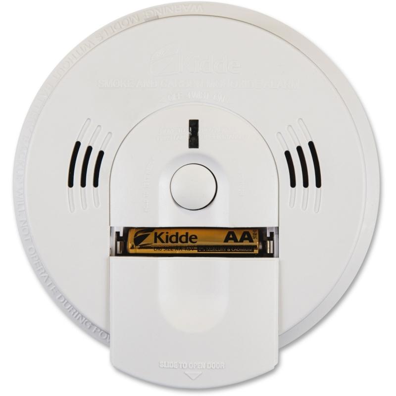 Kidde Battery Operated Combination Smoke & Carbon Monoxide Alarm 9000102A KID9000102A KN-COSM-BA