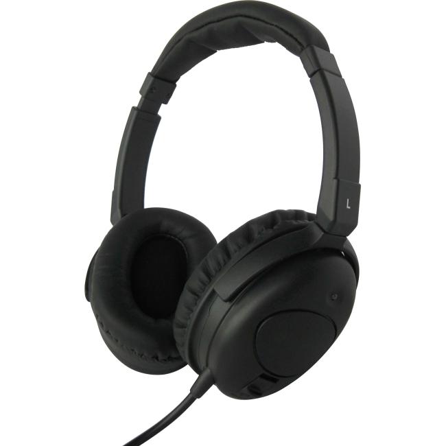 Hamilton Buhl Noise Cancelling Headphone with Case NC-HBC