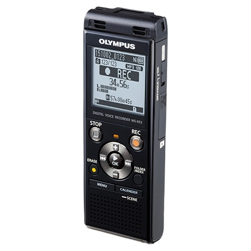 Olympus 8GB Digital Voice Recorder V415131BU000 WS-853