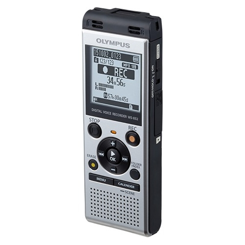 Olympus 4GB Digital Voice Recorder V415121SU000 WS-852