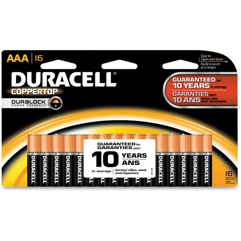 Duracell CopperTop General Purpose Battery MN2400B16Z DURMN2400B16Z MN2400