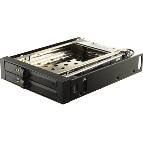 "Enermax 3.5"" Mobile Rack with 2x 2.5"" HDD/SSD Bays EMK3201"