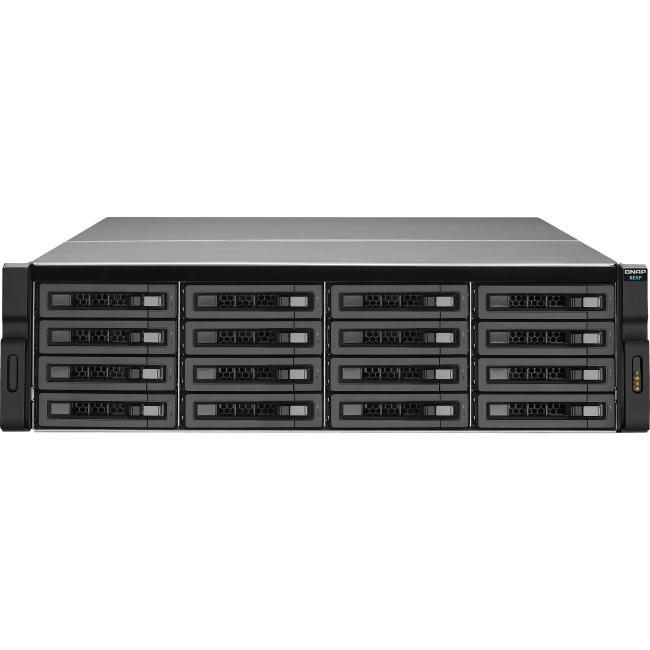 QNAP 12Gbps SAS RAID Expansion Enclosure for QNAP NAS REXP-1620U-RP-US REXP-1620U-RP