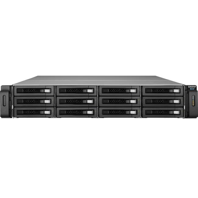 QNAP 12Gbps SAS RAID Expansion Enclosure for QNAP NAS REXP-1220U-RP-US REXP-1220U-RP