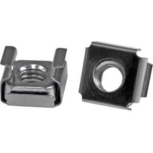 StarTech.com M6 Cage Nuts - 100 Pack CABCAGENTS62