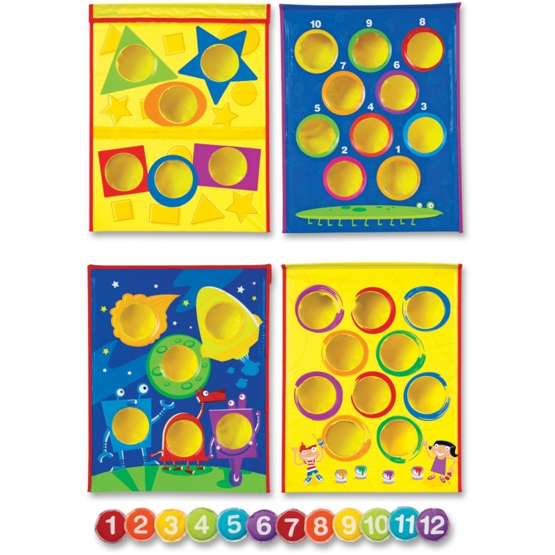 Learning Resources Smart Toss Bean Bag Tossing Game LER1047 LRNLER1047