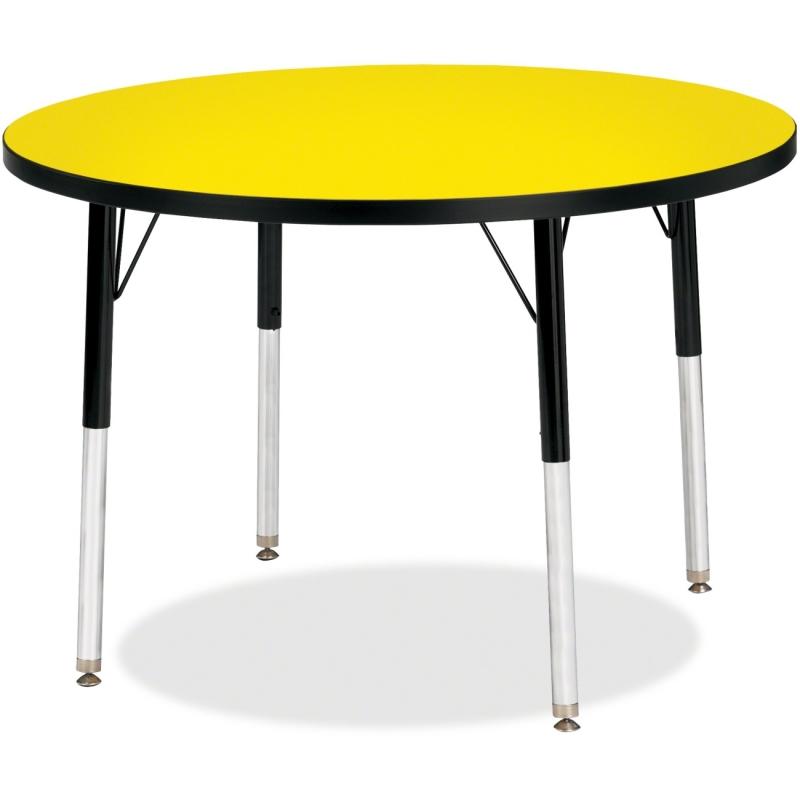 Berries Elementary Height Color Top Round Table 6488JCE187 JNT6488JCE187
