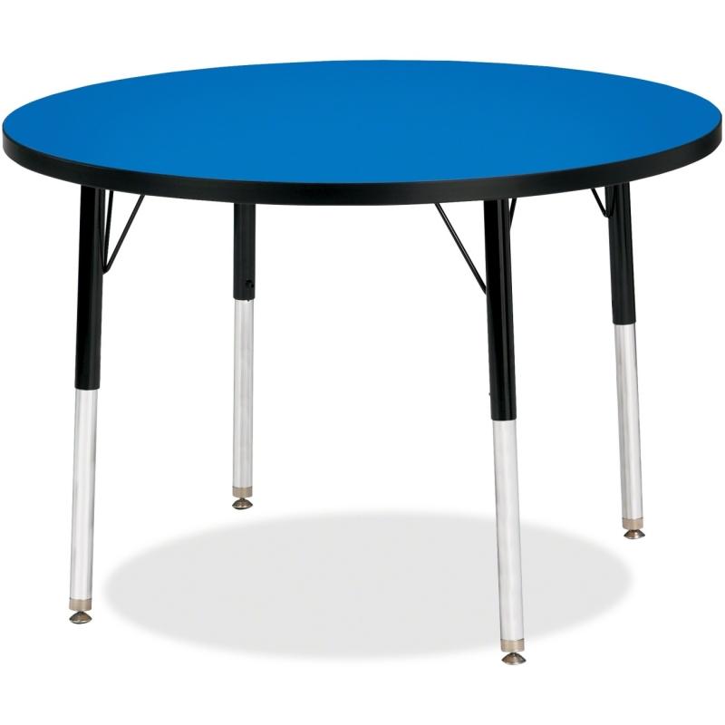 Berries Elementary Height Color Top Round Table 6488JCE183 JNT6488JCE183