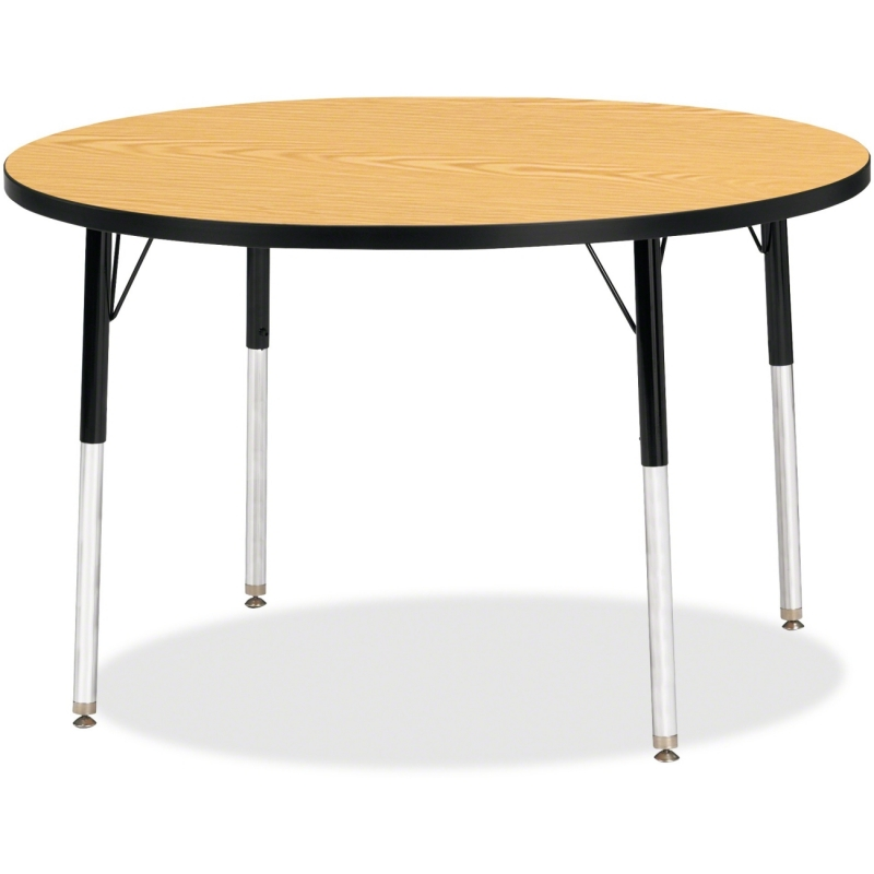 Berries Adult Height Color Top Round Table 6468JCA210 JNT6468JCA210