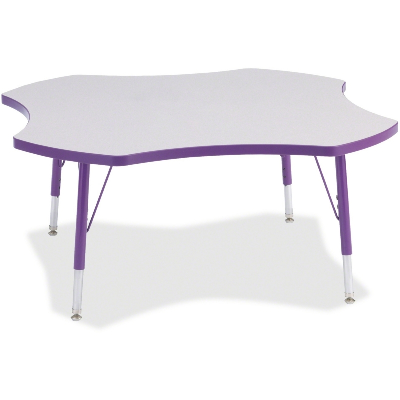 Berries Prism Four-Leaf Student Table 6453JCT004 JNT6453JCT004