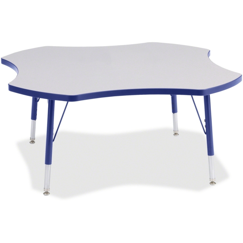 Berries Prism Four-Leaf Student Table 6453JCT003 JNT6453JCT003