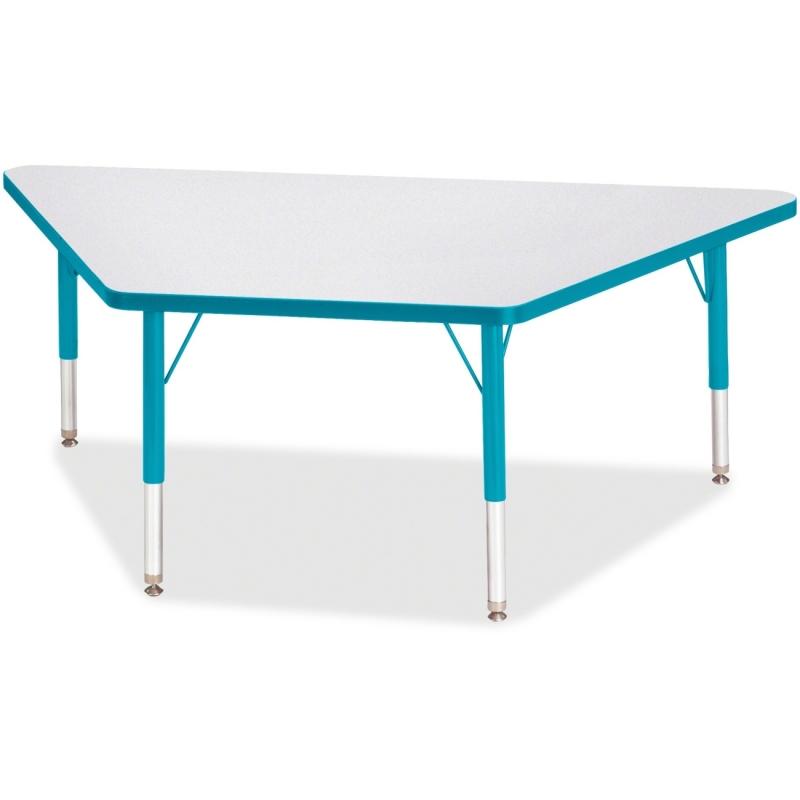 Berries Toddler-sz Gray Top Trapezoid Table 6443JCT005 JNT6443JCT005