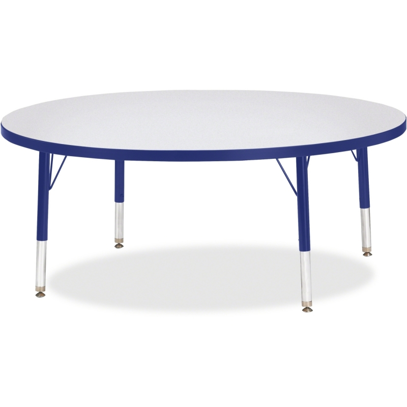 Berries Toddler Height Color Edge Round Table 6433JCT003 JNT6433JCT003