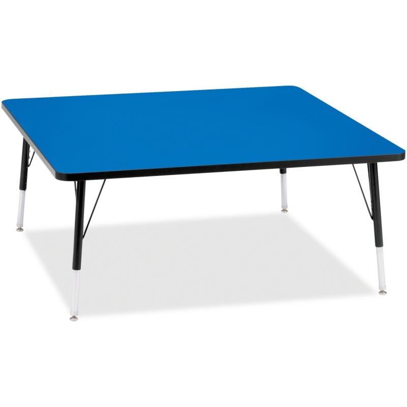 Berries Elementary Height Color Top Square Table 6418JCE183 JNT6418JCE183