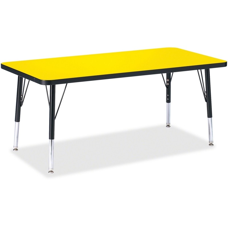 Berries Toddler Height Color Top Rectangle Table 6403JCT187 JNT6403JCT187