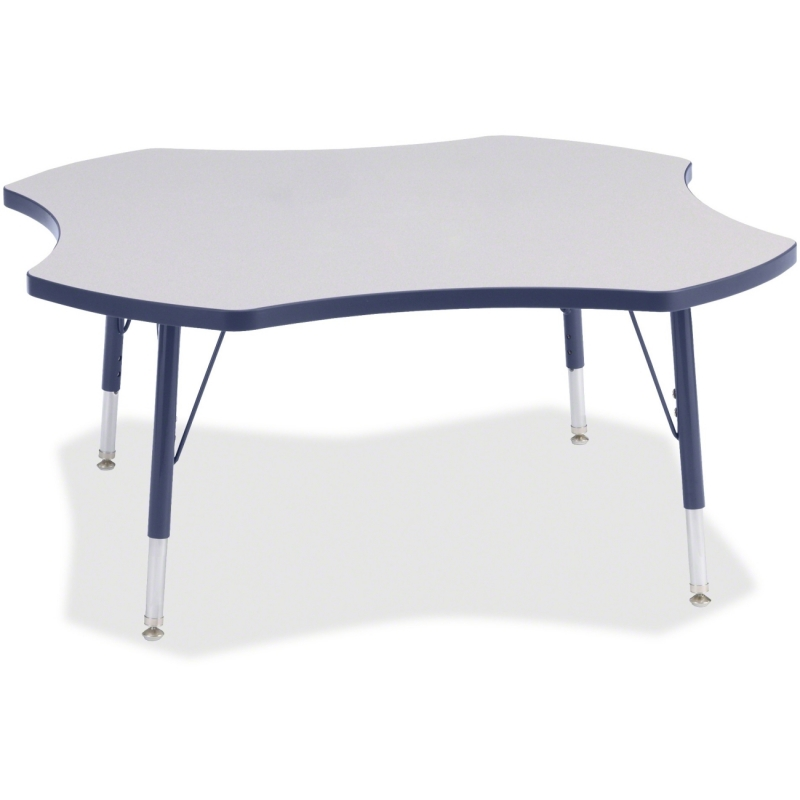 Berries Prism Four-Leaf Student Table 6453JCT112 JNT6453JCT112